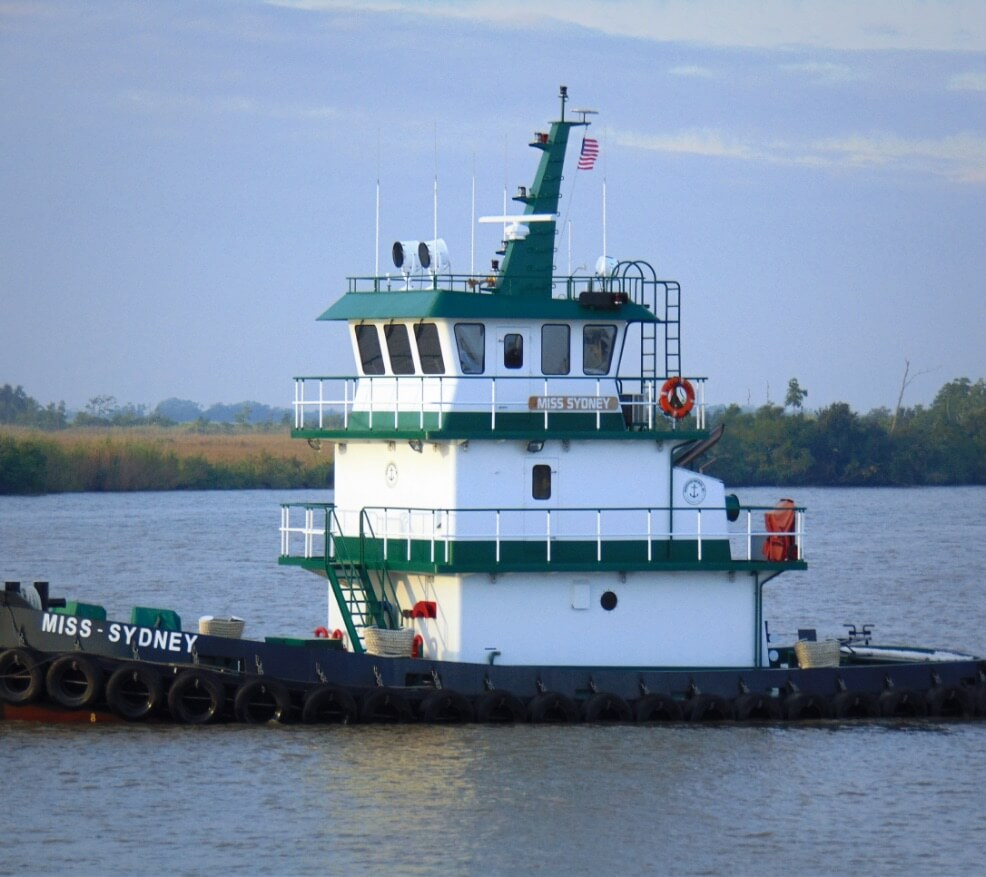 Miss Sydney Towboat